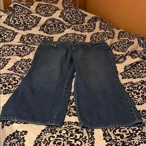 Women's plus size 24 jeans from Avenue